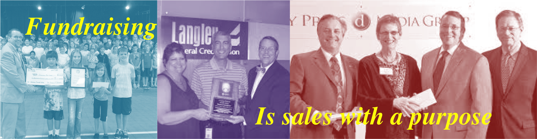 Sales with a purpose